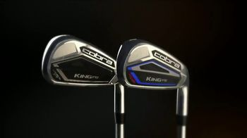 Cobra Golf King F8 Irons TV Spot, 'One Distance Iron, Two Ways to Dominate' - Thumbnail 10