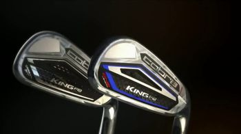 Cobra Golf King F8 Irons TV Spot, 'One Distance Iron, Two Ways to Dominate' - 179 commercial airings