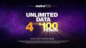 MetroPCS Unlimited Data TV Spot, 'Sharing With No Limits' - Thumbnail 9