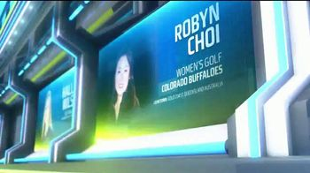 Pac-12 Conference TV Spot, 'PAC Profiles: Robyn Choi' - Thumbnail 1