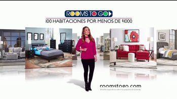Rooms to Go TV Spot, 'Cien habitaciones' con Ximena Córdoba [Spanish] - Thumbnail 8