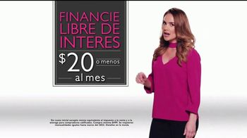 Rooms to Go TV Spot, 'Cien habitaciones' con Ximena Córdoba [Spanish] - Thumbnail 7