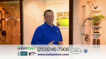 Bath Planet TV Spot, 'We Care and It Shows' - Thumbnail 1