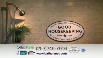 Bath Planet TV Spot, 'We Care and It Shows' - Thumbnail 3