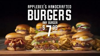 Applebee's Whisky Bacon Burger TV Spot, 'Whiskey' Song by Frankie Ballard - Thumbnail 10