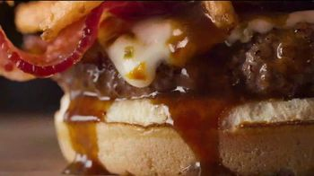 Applebee's Whisky Bacon Burger TV Spot, 'Whiskey' Song by Frankie Ballard - Thumbnail 2
