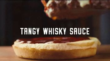 Applebee's Whisky Bacon Burger TV Spot, 'Whiskey' Song by Frankie Ballard - Thumbnail 5