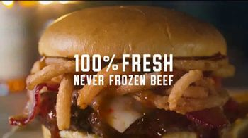 Applebee's Whisky Bacon Burger TV Spot, 'Whiskey' Song by Frankie Ballard - Thumbnail 6