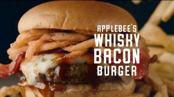 Applebee's Whisky Bacon Burger TV Spot, 'Whiskey' Song by Frankie Ballard - Thumbnail 9