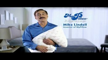 My Pillow TV Spot, 'Trouble Falling Asleep: 4-Pack Special' - Thumbnail 2