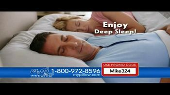 My Pillow TV Spot, 'Trouble Falling Asleep: 4-Pack Special' - Thumbnail 6