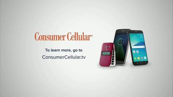 Consumer Cellular TV Spot, 'Reflect What You Use' - Thumbnail 9