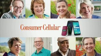 Consumer Cellular TV Spot, 'Reflect What You Use' - Thumbnail 1
