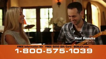 Bosley TV Spot, 'The Real Deal'