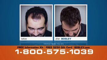 Bosley TV Spot, 'The Real Deal' - Thumbnail 6