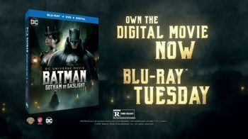 Batman: Gotham by Gaslight Home Entertainment TV Spot - Thumbnail 10