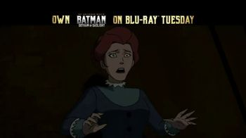 Batman: Gotham by Gaslight Home Entertainment TV Spot - Thumbnail 3