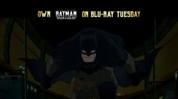 Batman: Gotham by Gaslight Home Entertainment TV Spot - Thumbnail 6