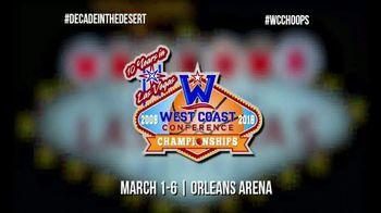 West Coast Conference 2018 Basketball Championships TV Spot, 'Highlights' - Thumbnail 5