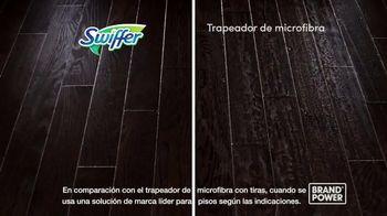 Swiffer Wet Jet TV Spot, 'Brand Power: limpieza conveniente' [Spanish] - Thumbnail 10