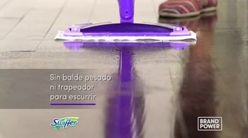 Swiffer Wet Jet TV Spot, 'Brand Power: limpieza conveniente' [Spanish] - Thumbnail 5
