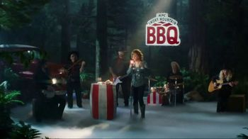 KFC Smoky Mountain BBQ TV Spot, 'Country Music Singer' Feat. Reba McEntire - Thumbnail 1