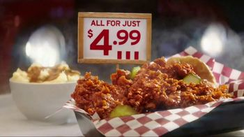 KFC Smoky Mountain BBQ TV Spot, 'Country Music Singer' Feat. Reba McEntire - Thumbnail 4