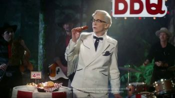 KFC Smoky Mountain BBQ TV Spot, 'Country Music Singer' Feat. Reba McEntire - Thumbnail 9