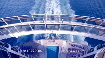 MSC Cruises Save & Sail TV Spot, '7-Night Caribbean Cruise' - Thumbnail 4