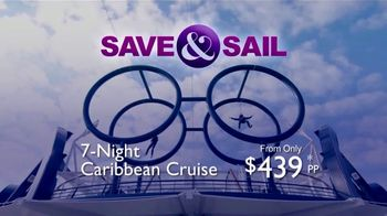 MSC Cruises Save & Sail TV Spot, '7-Night Caribbean Cruise' - Thumbnail 8