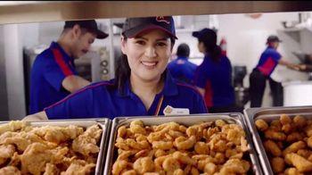 Church's Chicken Restaurants Pick Your Platter TV Spot, 'Trato' [Spanish] - Thumbnail 1