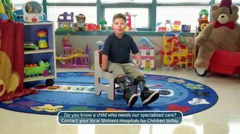 Shriners Hospitals for Children TV Spot, 'The Greatest' - Thumbnail 5