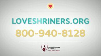 Shriners Hospitals for Children TV Spot, 'The Greatest' - Thumbnail 9