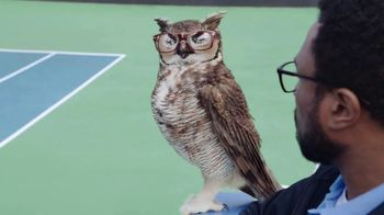 America's Best Contacts and Eyeglasses TV Spot, 'Tennis Official'