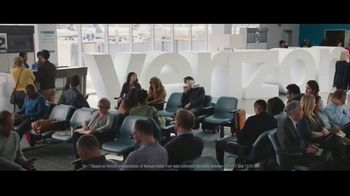 Verizon Unlimited TV Spot, 'Departures' Featuring Thomas Middleditch - Thumbnail 3