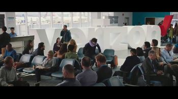 Verizon Unlimited TV Spot, 'Departures' Featuring Thomas Middleditch - Thumbnail 7