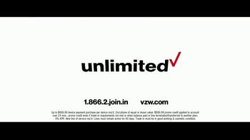 Verizon Unlimited TV Spot, 'Departures' Featuring Thomas Middleditch - Thumbnail 8