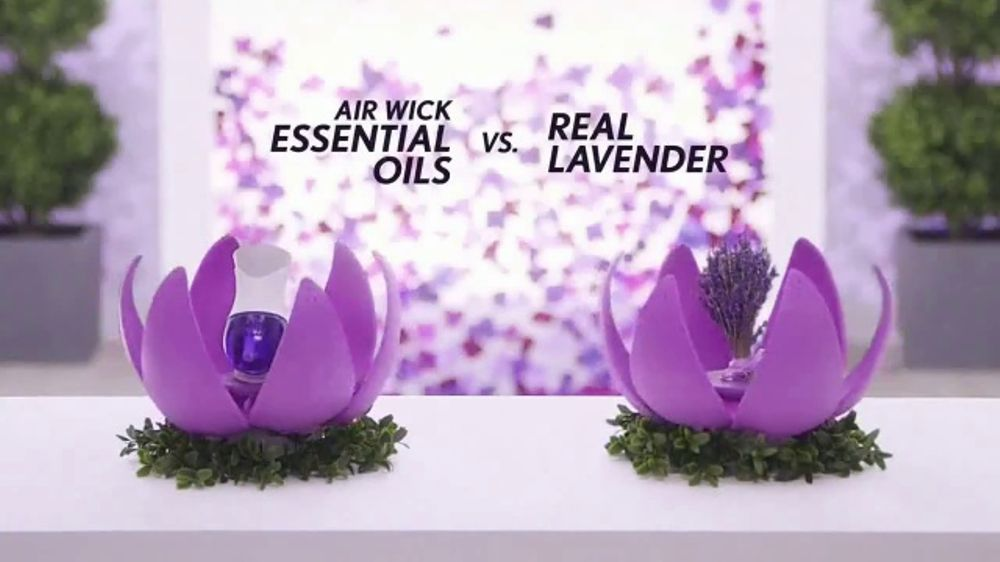 Air Wick Essential Oils Tv Commercial Real People Real
