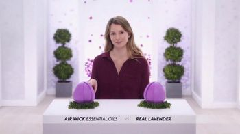Air Wick Essential Oils TV Spot, 'Real People, Real Fragrance' - Thumbnail 6