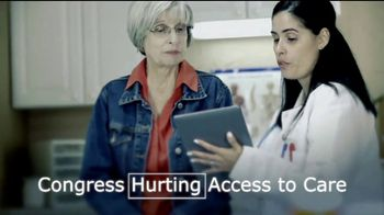 Coalition to Protect America's Healthcare TV Spot, 'Tell Congress: No Cuts' - Thumbnail 7