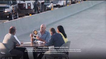 2018 Chevy Equinox TV Spot, 'La confiabilidad importa: mesa' [Spanish] [T2] - Thumbnail 5