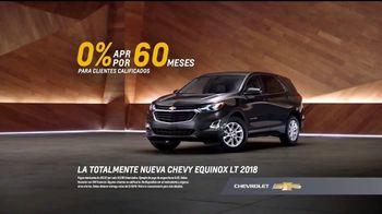 2018 Chevy Equinox TV Spot, 'La confiabilidad importa: mesa' [Spanish] [T2] - Thumbnail 7