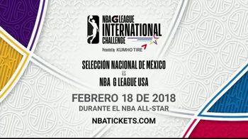 2018 NBA All-Star TV Spot, 'Selección Nacional de México' [Spanish] - Thumbnail 9