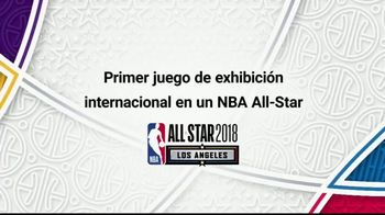 2018 NBA All-Star TV Spot, 'Selección Nacional de México' [Spanish] - Thumbnail 5