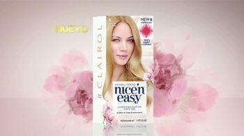 Clairol Nice 'N Easy TV Spot, 'Luce natural' [Spanish] - Thumbnail 4