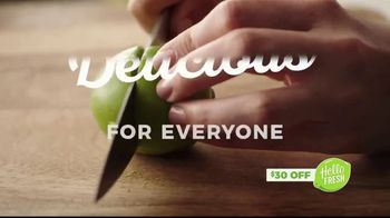 HelloFresh TV Spot, 'Goodbye Same Old'