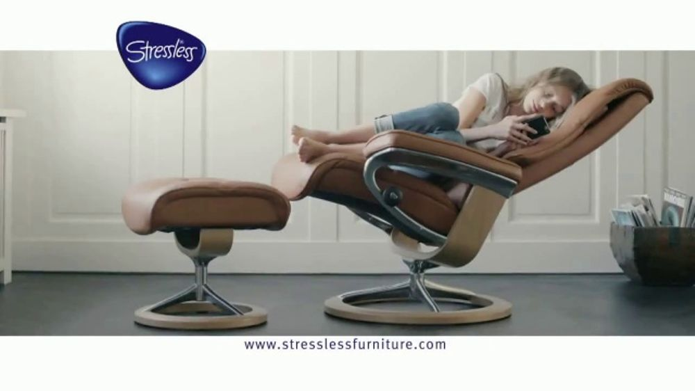 Ekornes Stressless Tv Commercial Understand Ispot Tv