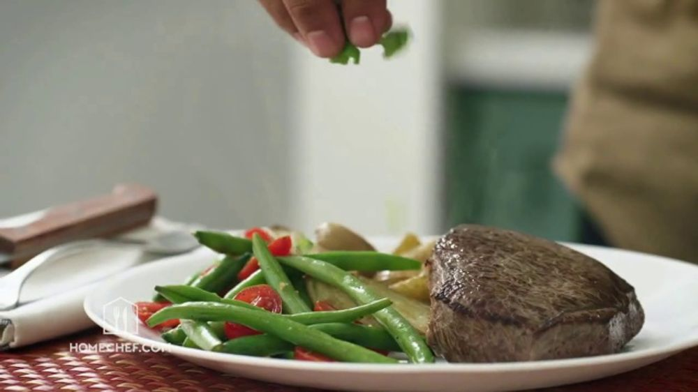 Home Chef TV Commercial, 'Customers Say It Best'
