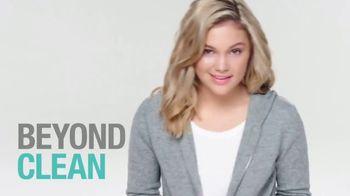 Neutrogena Deep Clean TV Spot, 'Beyond Clean' Featuring Olivia Holt - Thumbnail 2
