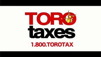Toro Taxes TV Spot, 'Mucho fútbol' [Spanish] - Thumbnail 7